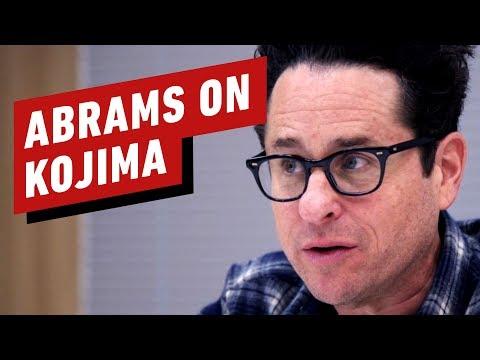 J.J. Abrams Celebrates Hideo Kojima and Death Stranding - UCKy1dAqELo0zrOtPkf0eTMw