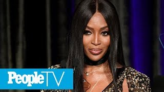 Naomi Campbell Was 'Sickened' By The 'Indefensible' Allegations Against Jeffrey Epstein | PeopleTV