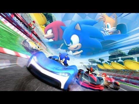 Team Sonic Racing Gameplay Walkthrough - IGN LIVE E3 2018 - UCKy1dAqELo0zrOtPkf0eTMw