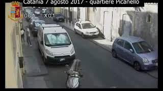 Polizia Catania:  Rapina e sequestro di persona: 6 arresti