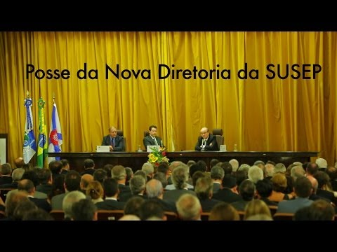 Imagem post: Posse do Novo Superintendente da SUSEP