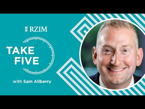 What Does It Mean for Jesus to Be the Light of the World?  Sam Allberry  Take Five  RZIM