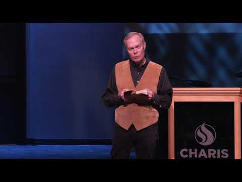 Charis Bible College - Charis Chapel with Andrew - September 5, 2019