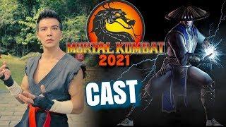 Mortal Kombat Movie Cast & Characters REVEALED