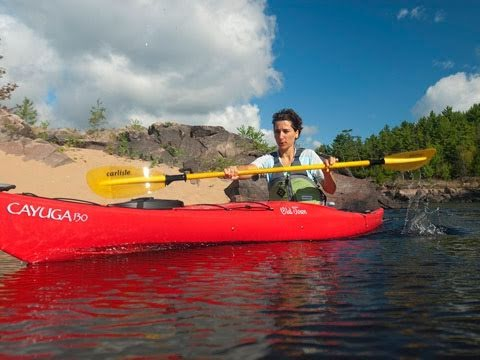 3 Golden Rules of Recreational Kayaking for Beginners - UCAZ9mAx3rrqOi4fd0uRkEGA