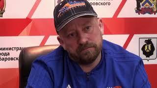 СКА - Байкал-Энергия - 8:4. Пресс-конференция