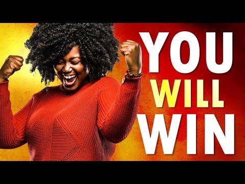 No Matter How Hard the Battle You Will WIN - Morning Prayer