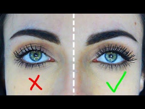 ONE Mascara Two Ways | How To Apply Mascara Like A Pro [RECREATION] | MakeupAndArtFreak - UCi0r7qJnZuXqS9-bffgOs9g