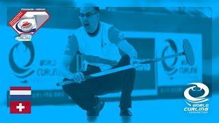 Netherlands v Switzerland - round robin - World Mixed Doubles Curling Championship 2019