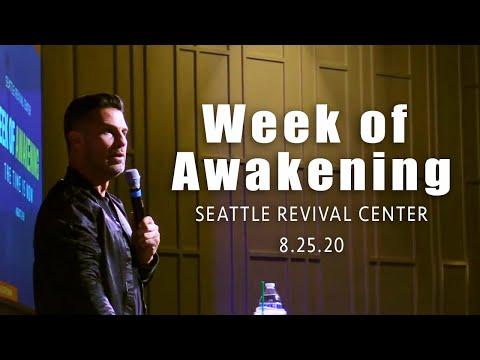 Week of Awakening   Brian Guerin   8 25 2020   7 00 PM 1