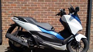 Cambio olio motore Honda Forza 125
