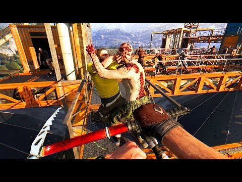 ZOMBIE HUNTER!! (Dying Light: The Following) - UC2wKfjlioOCLP4xQMOWNcgg