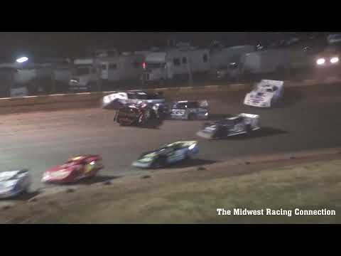 Masters Night 1 Wreck Reel - Cedar Lake Speedway 06/17/2021 - dirt track racing video image