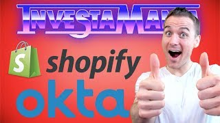 $SHOP Shopify $OKTA Okta (2019 Stock Market News Analysis Review Price)