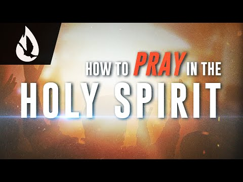 How to Pray in Tongues: 4 Keys
