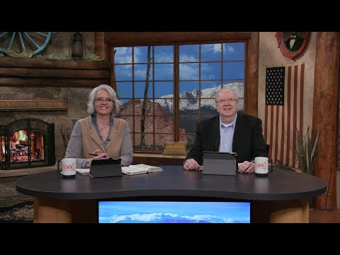 Charis Daily Live Bible Study: Greg Mohr - March 31, 2021