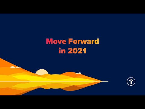 Move forward in 2021  Louis Kotz