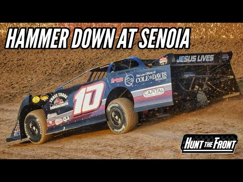 We took Joseph's Super Late Model to Senoia Raceway to race with the Southern Nationals Series!  Check out VonBohn Products on ebay: https://www.ebay.com/str/vonbohnproducts   Check out our new website and our NEW DRIVER SHIRTS AND HOODIES! https://www.huntthefront.net/shop  Get more HTF content including our podcast and raceday updates by joining the HTF Nation Fan Club on Patreon! Head over to https://www.patreon.com/huntthefront to join!  Subscribe to Jesse on Twitch: http://Twitch.tv/jesseenterkinhtf  If you're a company that would like to partner with Hunt the Front and/or sponsor our race team, send us an email to huntthefrontvlog@gmail.com  Follow HTF: Facebook: https://www.facebook.com/huntthefront56 Instagram: https://www.instagram.com/hunt_the_front_blog/  Follow Jonathan: Facebook: https://www.facebook.com/jonathanjoinerhtf/ Instagram: https://www.instagram.com/jonathan_joiner/  If you're a racer and would like to send us a shirt of yours to wear, Jonathan and Jo - dirt track racing video image