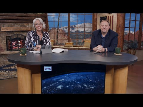 Charis Daily Live Bible Study: Rick McFarland - July 17, 2020