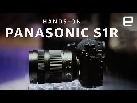 Panasonic S1R First Look: full-frame mirrorless camera loaded with potential - UC-6OW5aJYBFM33zXQlBKPNA