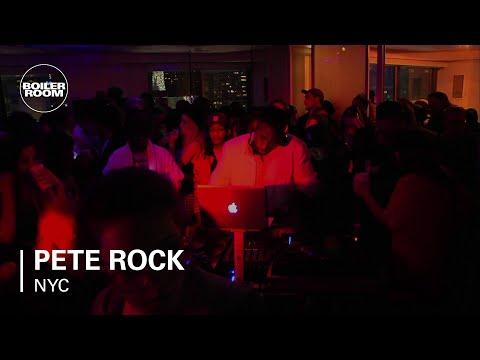 Pete Rock Boiler Room NYC DJ Set at W Hotel Times Square #WDND - brtvofficial