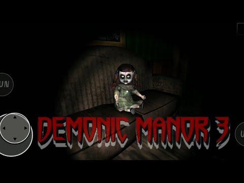 DEMONIC MANOR 3 - GAMEPLAY NO CASTELO DO DEMO DEMORO !!