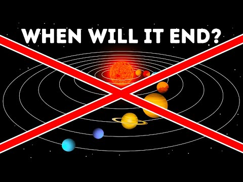 The Terrifying Way Our Universe Will End And When