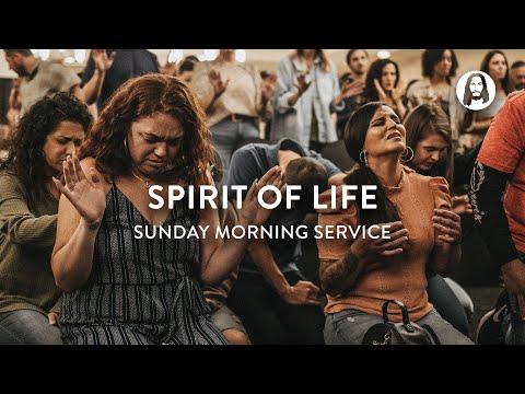 Spirit of Life  Michael Koulianos  Sunday Morning Service