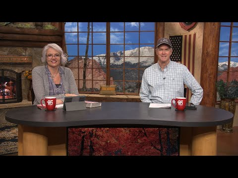 Charis Daily Live Bible Study: Your Perception of God - Barry Bennett - November 25, 2020