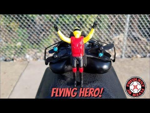 Sanrock / UDI U65 Flying Hero Drone Outdoor Test Flight - UCNUx9bQyEI0k6CQpo4TaNAw