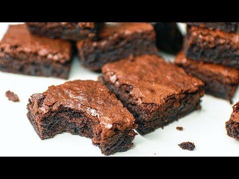 Best Fudgy Brownie Recipe | Yummy Brownie Recipe