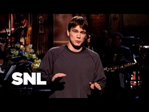 Josh Hartnett Monologue at Saturday Night Live