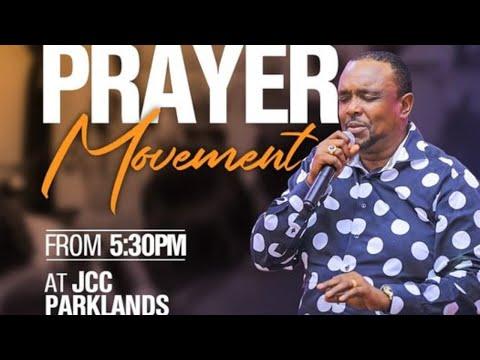 Jubilee Christian Church Parklands - Prayer Movement -11th Dec 2020.  Paybill No: 545700 - A/c: JCC