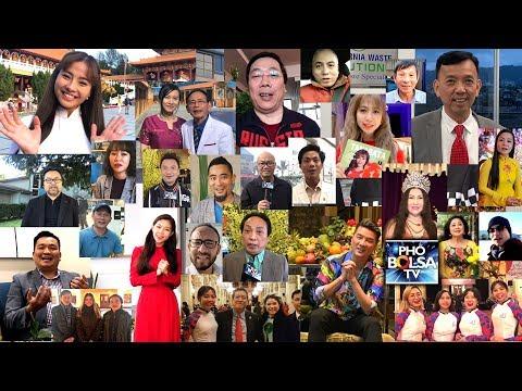 Người Việt bốn phương và những lời chúc Tết đầu xuân Kỷ Hợi 2019