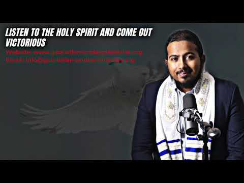 LET THE HOLY SPIRIT LEAD YOU TO VICTORY, POWERFUL MESSAGE AND PRAYERS WITH EV  GABRIEL FERNANDES