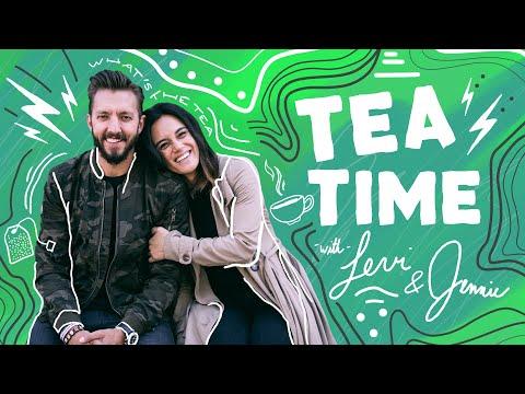 Tea Time With Levi and Jennie Lusko  ft. Astronaut Shane Kimbrough