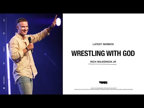 Rich Wilkerson Jr  BC/AD: Wrestling With God