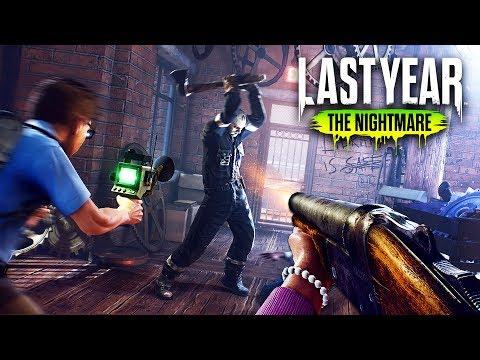 EVERYONE vs THE KILLER!! (Last Year: The Nightmare) - UC2wKfjlioOCLP4xQMOWNcgg