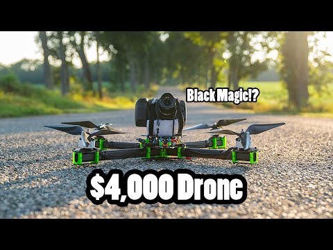 All about my giant cine-cam-carrying $4,000 X Class Performance Drone - UCPCc4i_lIw-fW9oBXh6yTnw