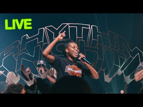 Rhythm Night Live August 2019  Elevation Youth