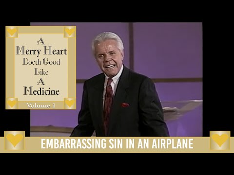 Merry Heart: Embarrassing Sin in an Airplane