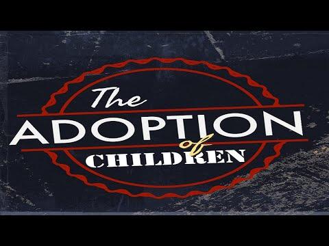 The Adoption of Children - Robert Allen