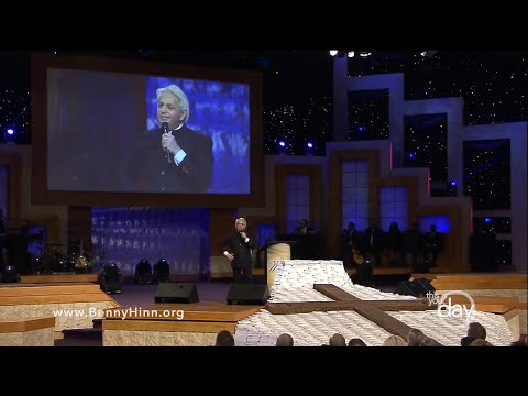 Jesus Depended On The Holy Spirit And So Must You! - A special sermon from Benny Hinn