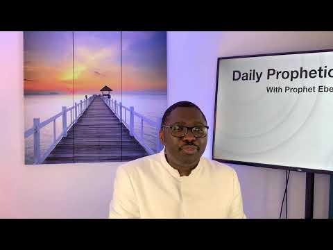 Prophetic Insight April 16 2021