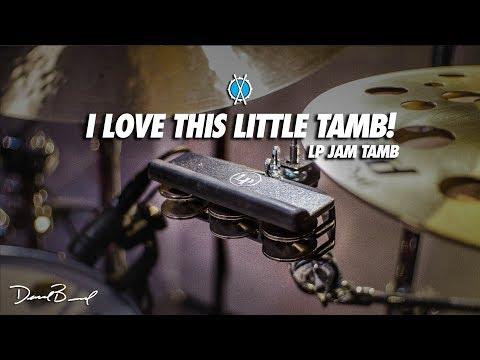 I love this little tamb! // LP Jam Tamb