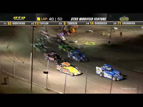 Short Track Super Series (8/31/21) at Thunder Mountain Speedway - dirt track racing video image