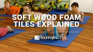 "5/8"" Soft Wood Tiles"