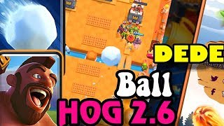 🔥NOT Jack and LucasXgamer🔥 HE is God Of Hog 2.6 With Snowball !!!