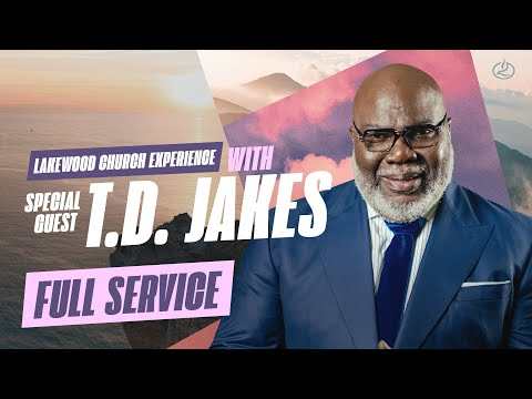 T.D. Jakes  Lakewood Church  The Art Of Not Knowing
