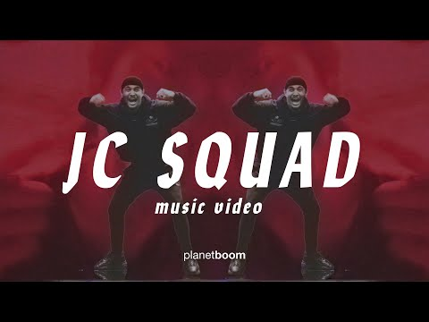 JC Squad  planetboom Official Music Video